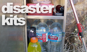 Workers Comp: Creating a Disaster Supply Kit