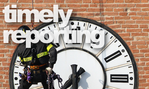 Workers Comp: Reporting Lag Time