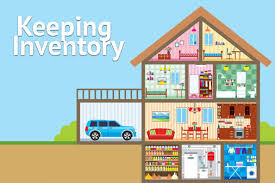 Creating a Home Inventory List
