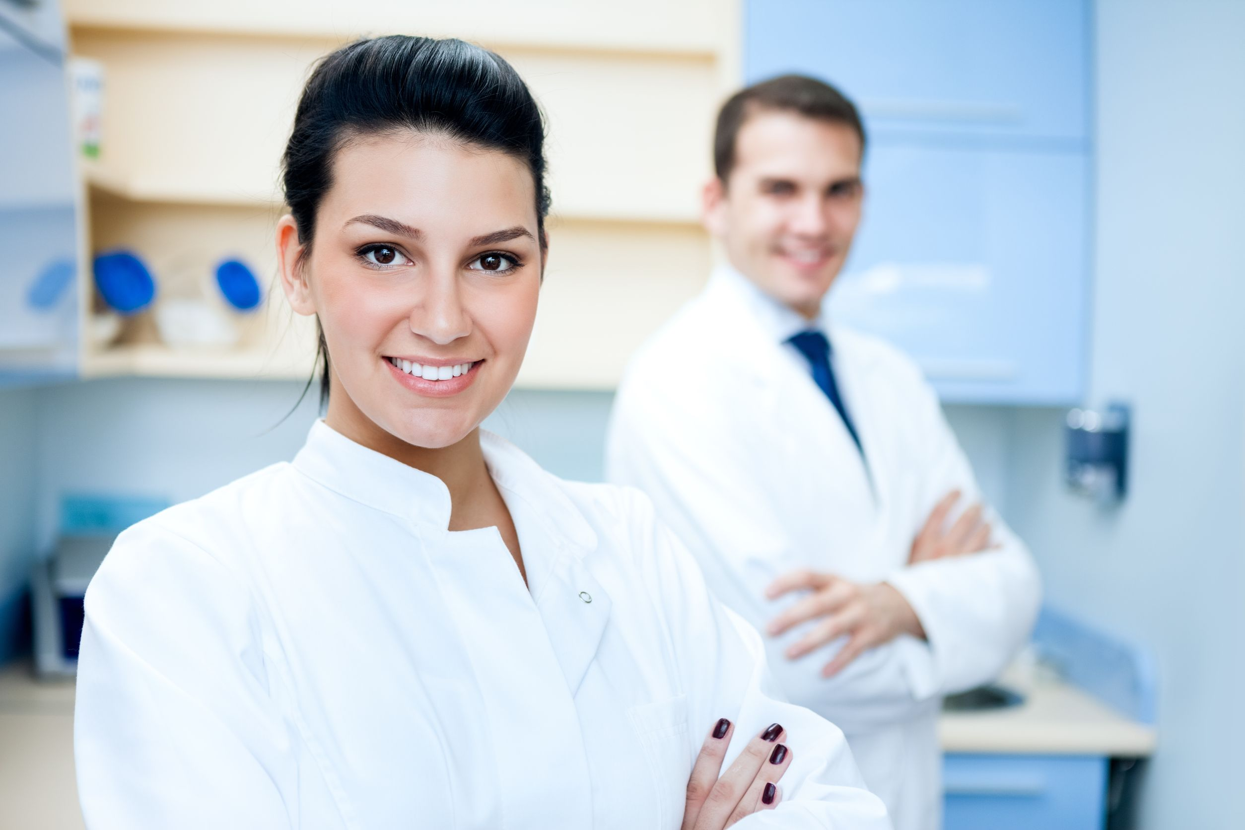 female dentist - Professional Insurance Programs